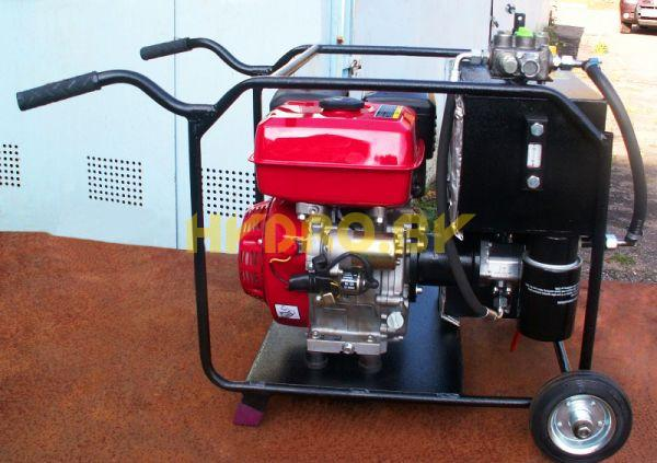 Petrol Engine Driven Hydraulic Power Units